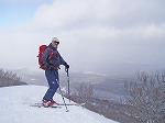 北泉ヶ岳山頂
