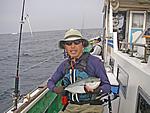 ワラサ釣り